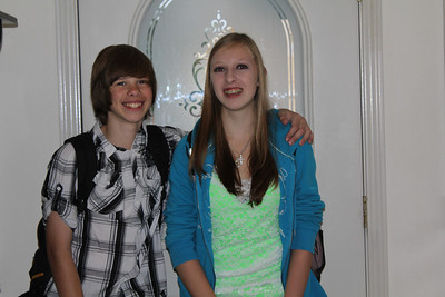 First Day Of School 2012