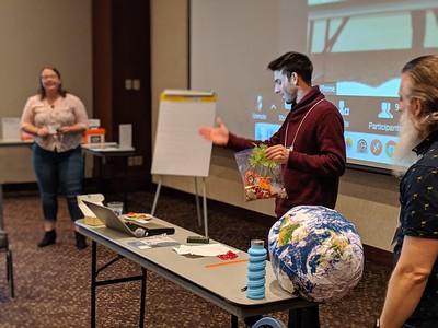 2019 NISE Network SEISE October meeting Saint Paul, MN