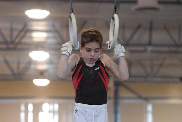 Maryland State Gymnastics Championship - Session 2 (Level 6,7) - Rings