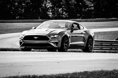 2021 SCCA TNiA June 24 Pitt Nov Blu Mustang New