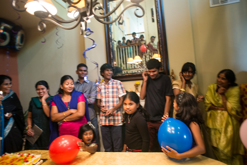 Vasan's 2nd 25th and Varun's 16th Birthday Party !