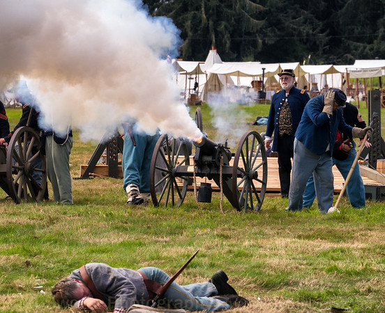 Battle for Fort Clatsop