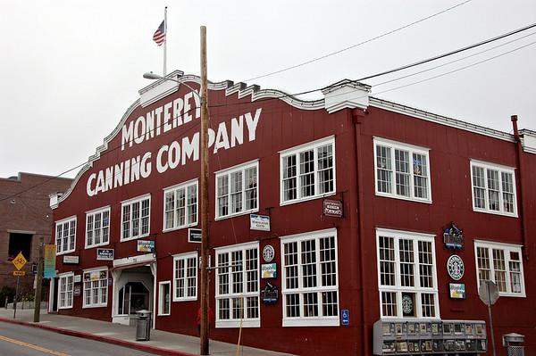 Monterey Cannery Row & Aquarium