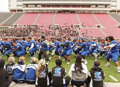 Bingham vs Riverton 5A State Semi Football