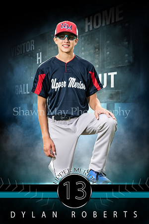 Nick Falcone baseball picture day June 2018