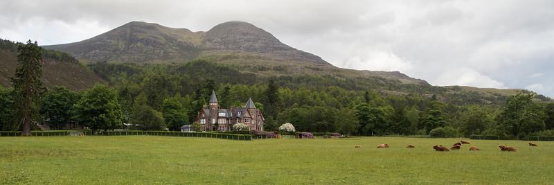 Saturday, June 16 - Torridon to Isle of Skye