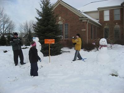 2009 Snowmen