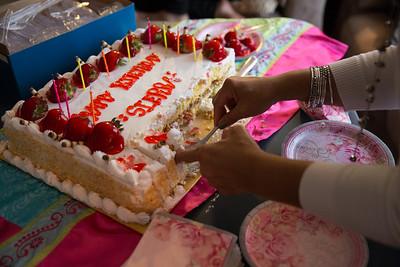 Sierra's Surprise Sweet Sixteen