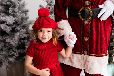 Mirabelle Santa Story 2018