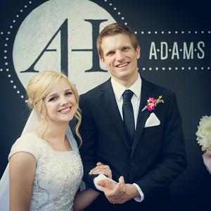 Hannah & Arthur Reception
