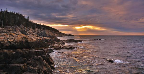 Cutler Coast
