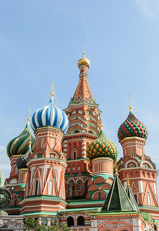 Moscow Baltics July/Aug 2012