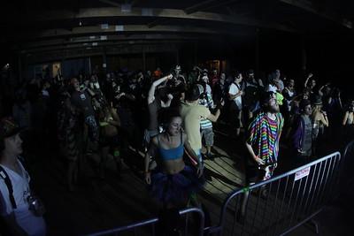 Dexfest | Silent Disco | Dandridge TN | 061711