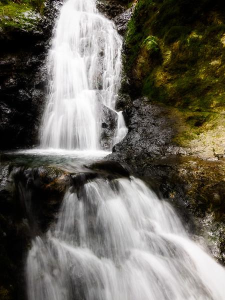 Basin Falls 1, Uvas Canyon County Park, 2010