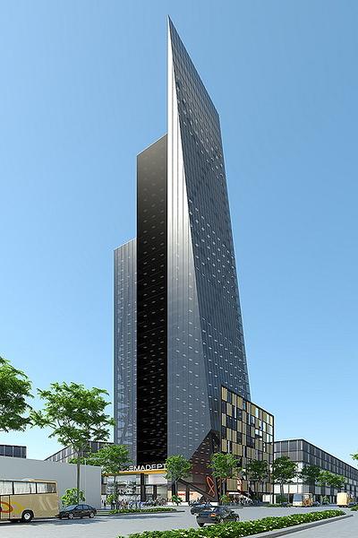 Saigon Gem Tower (2010 version)