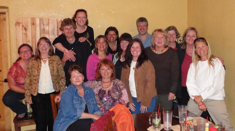 Shaumbra dinner meeting, Santa Fe Sept 10, 2011