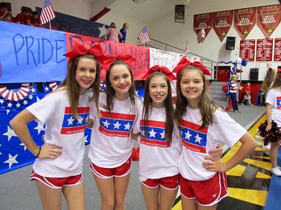 American Pep Rally