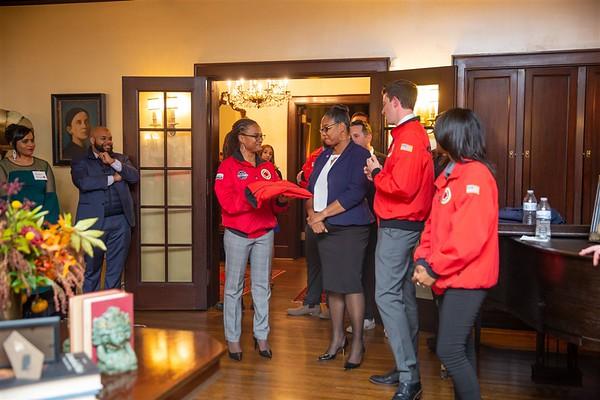 Red Jacket Society Reception 2019 - City Year Detroit