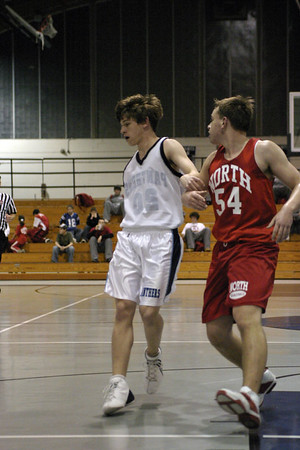 Boys Basketball - Winter 2005-6