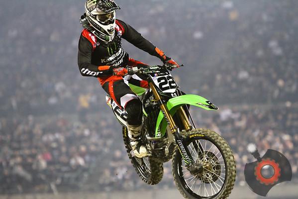 Anaheim 1 SX 2010 | 450 Heat Races