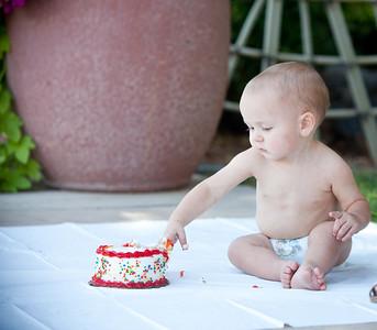 Jexton 1yr cake