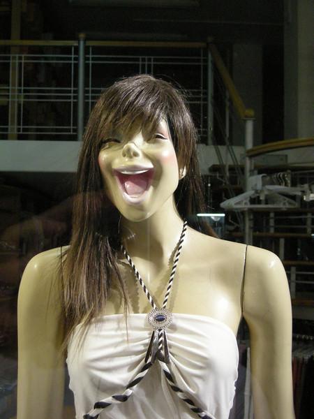 model humor, Nicosia