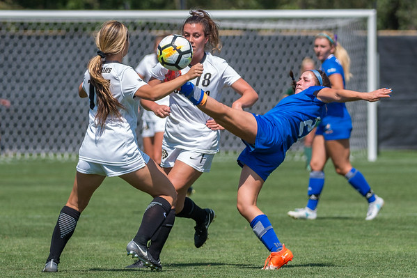 NCAA - Women's Soccer - CU vs UC Riverside - 2017-08-27