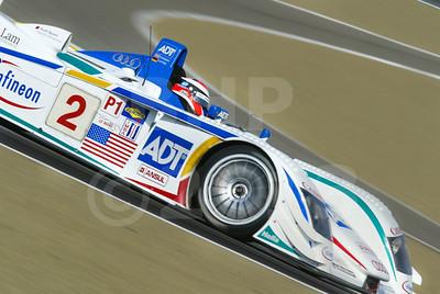 2004 American Le Mans Series at Mazda Raceway Laguna Seca