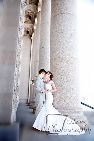 Sergey and Yelena Married