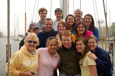 Sailing with Bill & Nancy Deiss