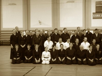 French National IAIDO Championship of 2005