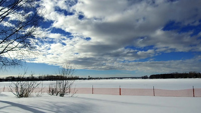 Time Lapse - Lake Spenard Clouds