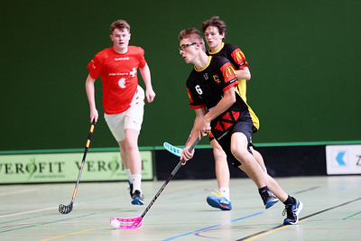 B18 ZGPD white - Floorball Bern