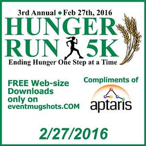 2016.02.27 Hunger Run 5K