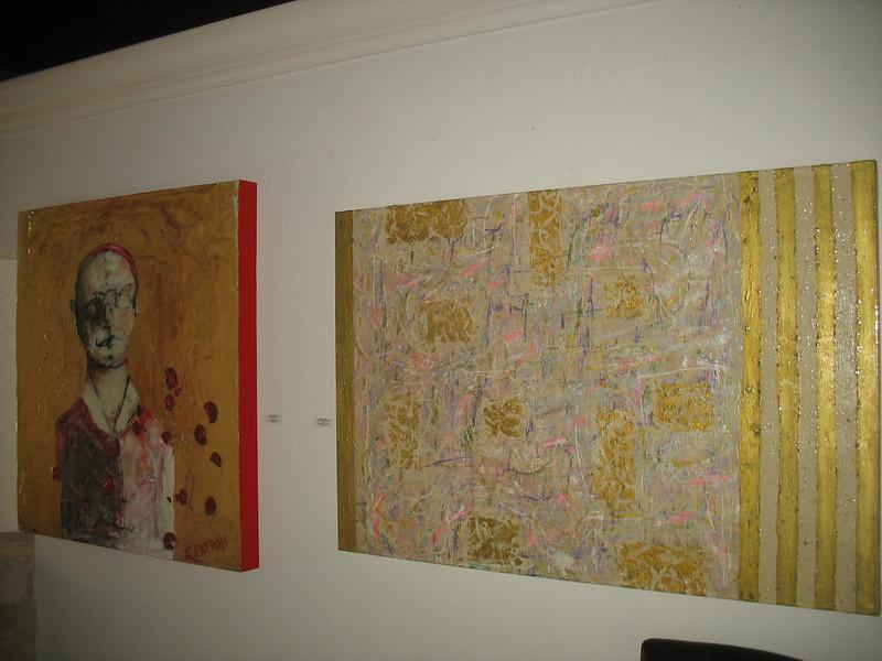 Tales of Copenhagen # 4 at Jeanie Madsen Gallery - Santa Monica, CA.