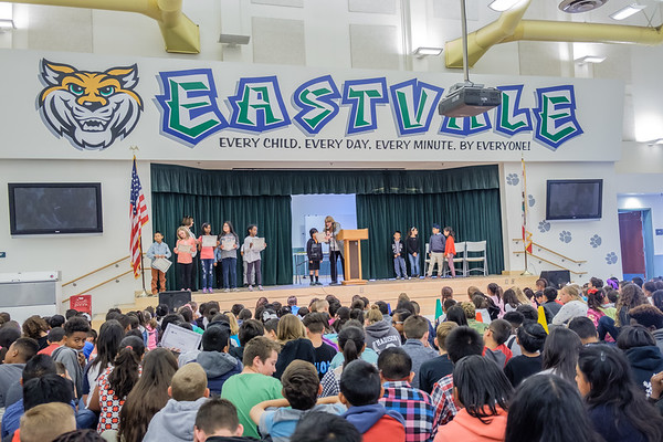 Joel and Jerry - Award Ceremony at Eastvale