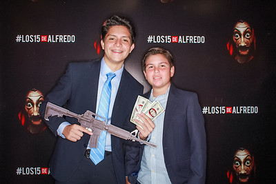 Photo Party - 15th Alfredo