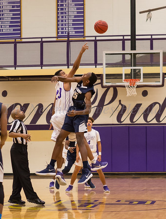 East Coweta-Spalding Boys Basketball 12/12/17