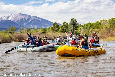 2018 River Rafting