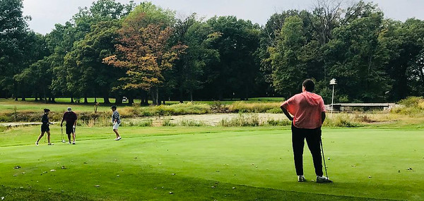 Our annual Golf Outing, September 29, 2019, Good weather & fun times.
