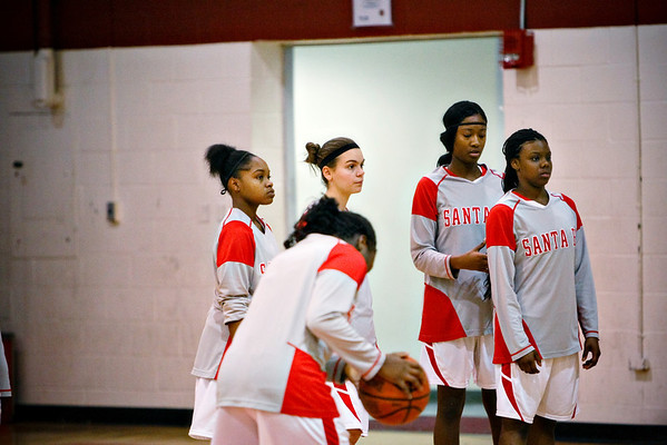 Sante Fe Lady Raiders