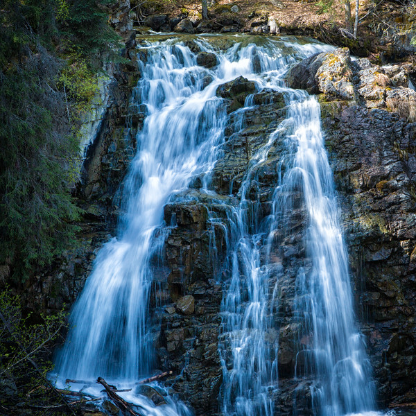 Barbara Falls - Eagle River, Alaska - 05072016