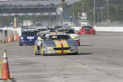 No-0428 Race Group 9 - IMSA Historic GT
