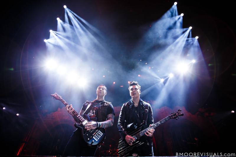 Avenged Sevenfold / 2014