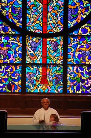 Baptism September 9 2012