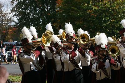 University of Massachusetts Minuteman Marching Band 2007