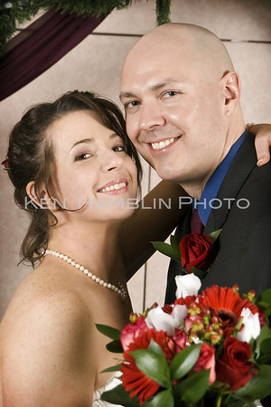 Mindenhall-Walden Wedding