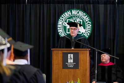 Northwestern Michigan College 2017 Commencement Ceremony