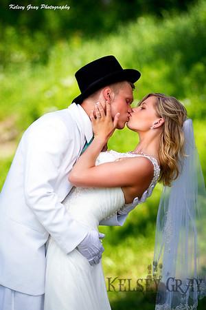 Kacie and Ross Turner Wedding 06/23/12