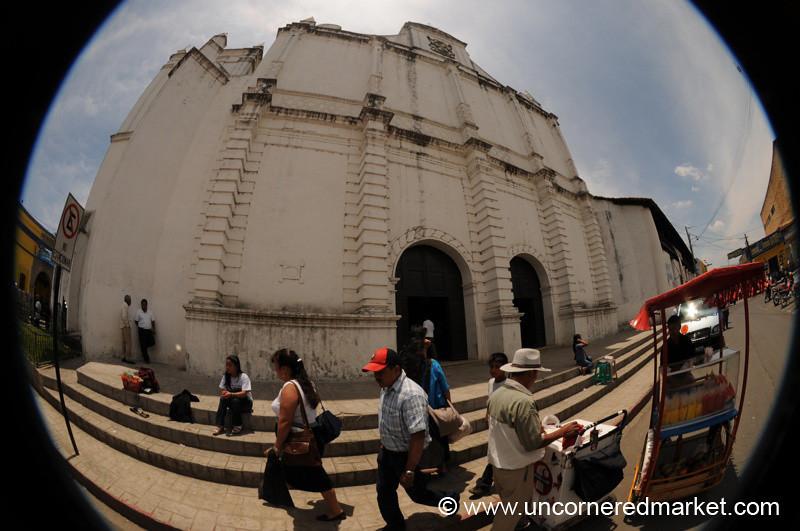 Coban Cathedral - Guatemala